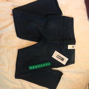 Calvin Klein jeans size 12 dark wash NWT